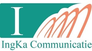 Logo IngKaCommunicatie, online marketing