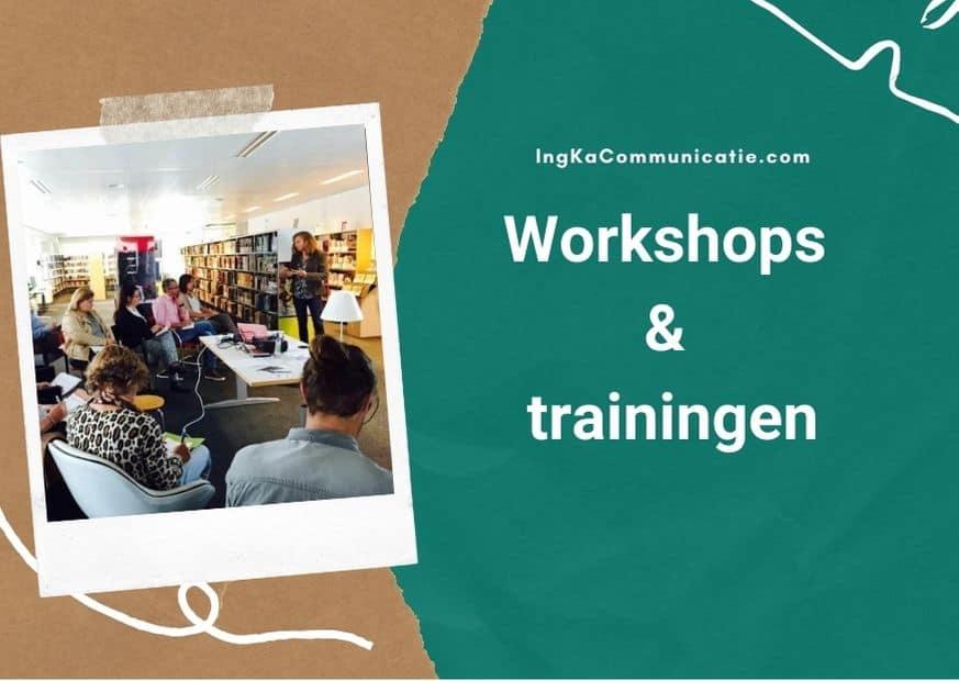 Workshops SocialMedia OnlineMarketing